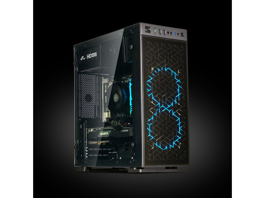 Dators Capital NEO X Phoenix /i3-10100F/16GB/GTX1660/500GB/450W/WF/BT/Windows10Home/X606F 6