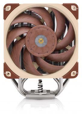 Procesora dzese Noctua NH-U12A (for: LGA1156, AM2, AM2+, AM3, LGA1155, AM3+, LGA2011, FM1, FM2, LGA1150, FM2+, LGA1151, AM4, LGA2066, LGA1200) - aluminium and copper - 158mm height 1
