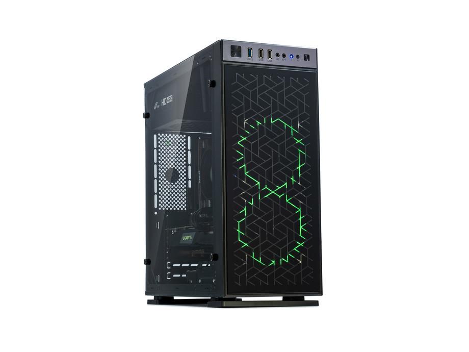 Dators Capital NEO X Phoenix /i3-10100F/16GB/GTX1660/500GB/450W/WF/BT/Windows10Home/X606F 4