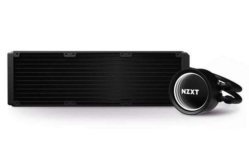 Procesora ūdensdzese NZXT KRAKEN X73 RL-KRX73-01 NZXT- 360mm 2