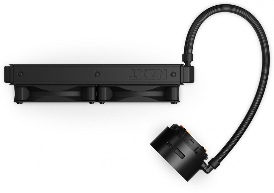 Procesora ūdensdzese NZXT Kraken Z53 - 240mm AIO Liquid Cooler with RGB LED 4