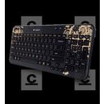 Klaviatūra LOGITECH WIRELESS KEYBOARD K360 INT