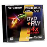 FUJI DVD+RW (25gab.)