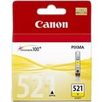 Tintes kasete Canon CLI-521Y