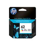 Tintes kasete HP 62 Tri-color