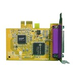 Dell PCIe adapteris ar 2xLPT pieslēgvietām
