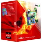 AMD APU A4 X2 3300 65W FM1 1MB 2500MHZ