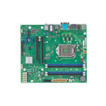 Pamatplate FUJITSU D3417-B2  µATX Intel C236, LGA1151, 4xDDR4, TPM, Non-ECC / ECC