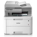 Daudzfunkciju krāsainais lāzerprinteris Brother DCP-L3550CDW Colour, Laser, Multifunctional, A4, Wi-Fi, Grey