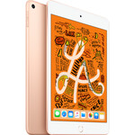 MUX72 iPad Mini 5 Wi-Fi + Cellular 64GB Gold  2019