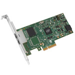 Tīka karte Intel Ethernet Server Adapter I350-T2, PCI-E (bulk) v2