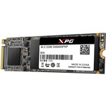 ADATA XPG SX6000 Lite PCIe Gen3x4 SSD interface M.2 NVME, 512 GB, Write speed 1200 MB/ s, Read speed 1800 MB/ s