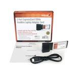Kontrolieris 2 Port ExpressCard 1394a FireWire