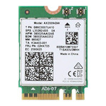 Adapteris Intel® NIC WI-FI 6 AX200 2230 2x2