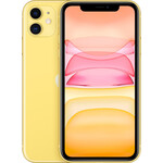 Apple iPhone 11 128GB Yellow (dzeltens)