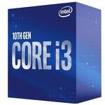Intel Core i3-10100, Quad Core, 4.3GHz, 6MB, LGA1200, 14nm, BOX