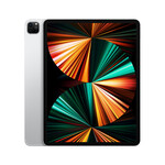 "iPad Pro 12.9"" Wi-Fi + Cellular 512GB - Silver 5th Gen 2021"