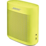 Bose SoundLink Colour Bluetooth II skaļrunis, Dzeltens