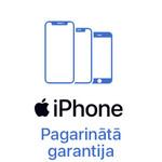 iPhone XR pagarinātā +2 gadu garantija (1+2)