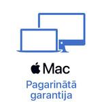 Macbook Pro 13'' pagarinātā +1 gada garantija (1+1)