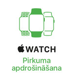 Apple Watch SE un Series 6 apdrošināšana uz 24 mēnešiem (pašrisks 50 eur)