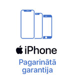iPhone 12 Pro pagarinātā +1 gada garantija (1+1)