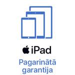 """iPad 10.2"""" 2020 8gen pagarinātā +1 gada garantija (1+1)"""