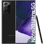 Viedtālrunis Samsung Galaxy Note 20 Ultra 5G Mystic Black