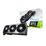 Videokarte MSI GeForce RTX™ 3080 Ti SUPRIM X 12G