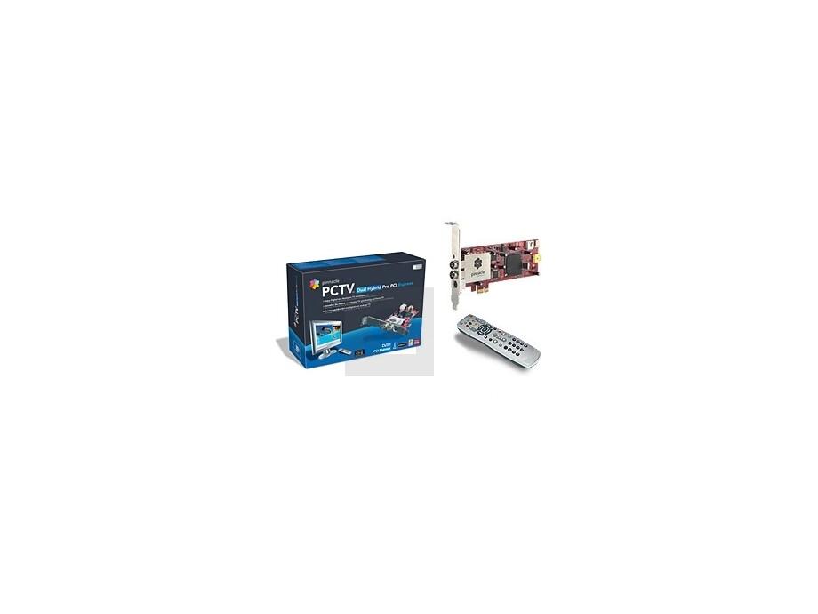 TV karte Pinnacle PCTV Hybrid Dual 3010iX PCIe nepienācīgas kvalitātes prece 0