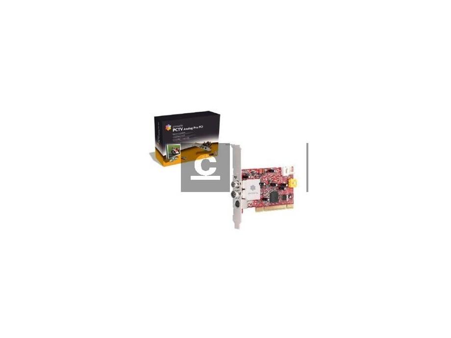 TV karte Pinnacle PCTV Analog Pro PCI 110I nepienācīgas kvalitātes prece 0