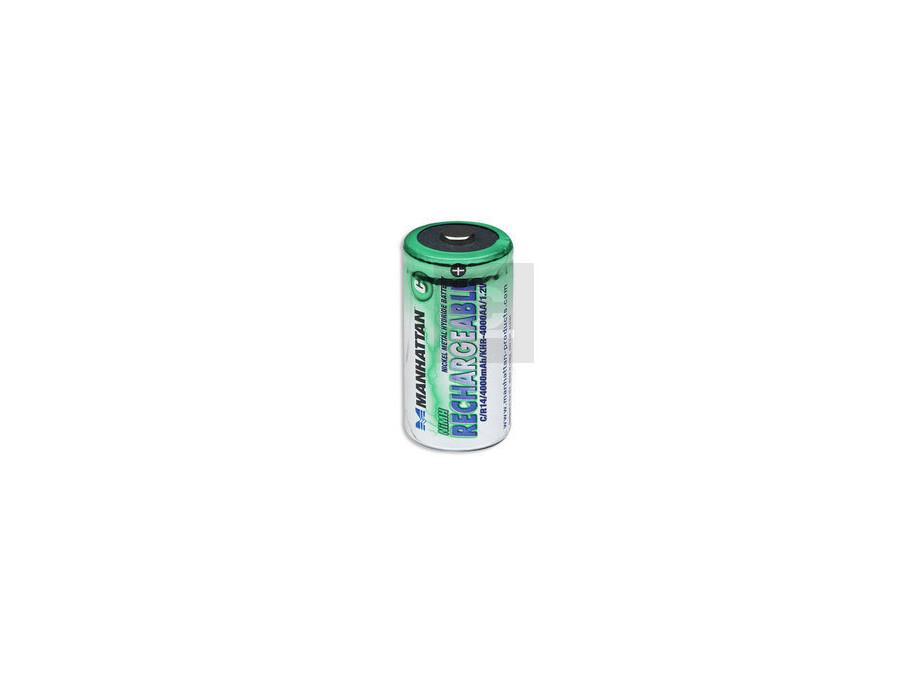 Baterija C.R14 Konnoc Ni-MH Rechargeable Battery 4000mAh Manhattan 0