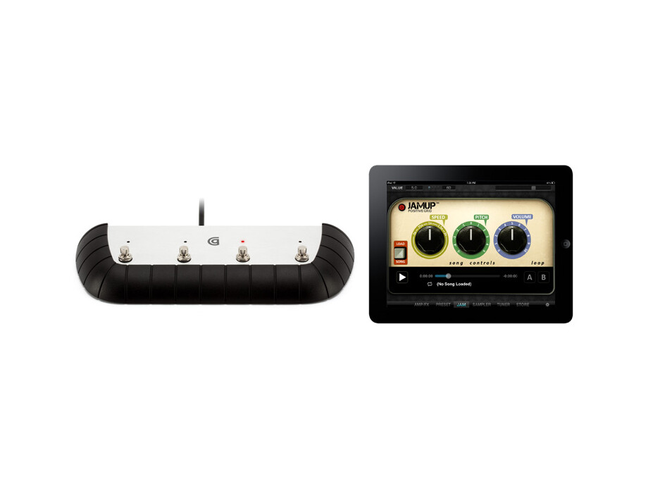 Griffin Stompbox, for iPad, iPhone and iPod touch 3