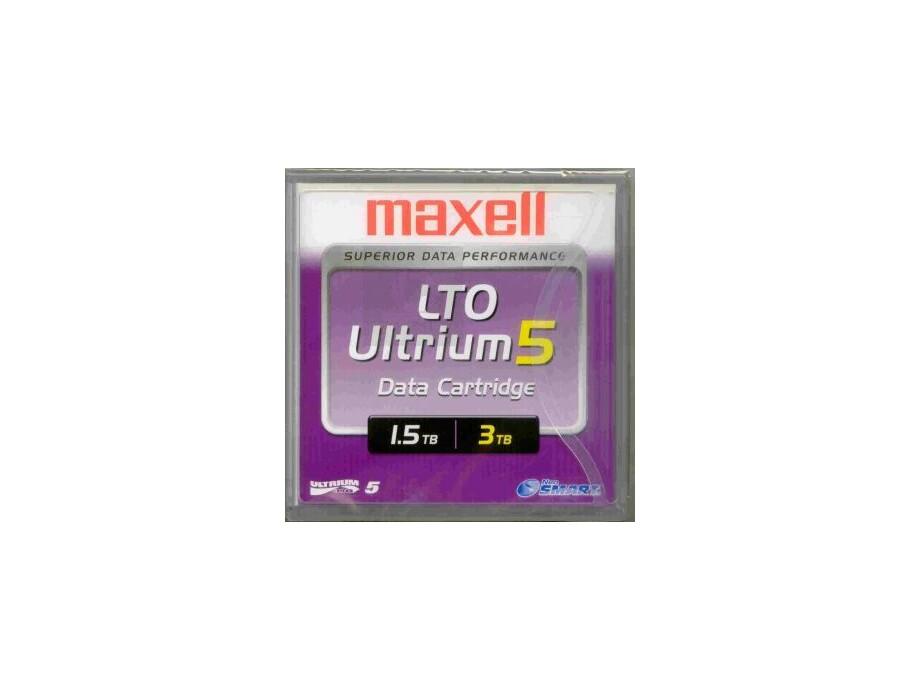 Maxell LTO ULTRIUM 5 1.5 TB / 3 TB 0