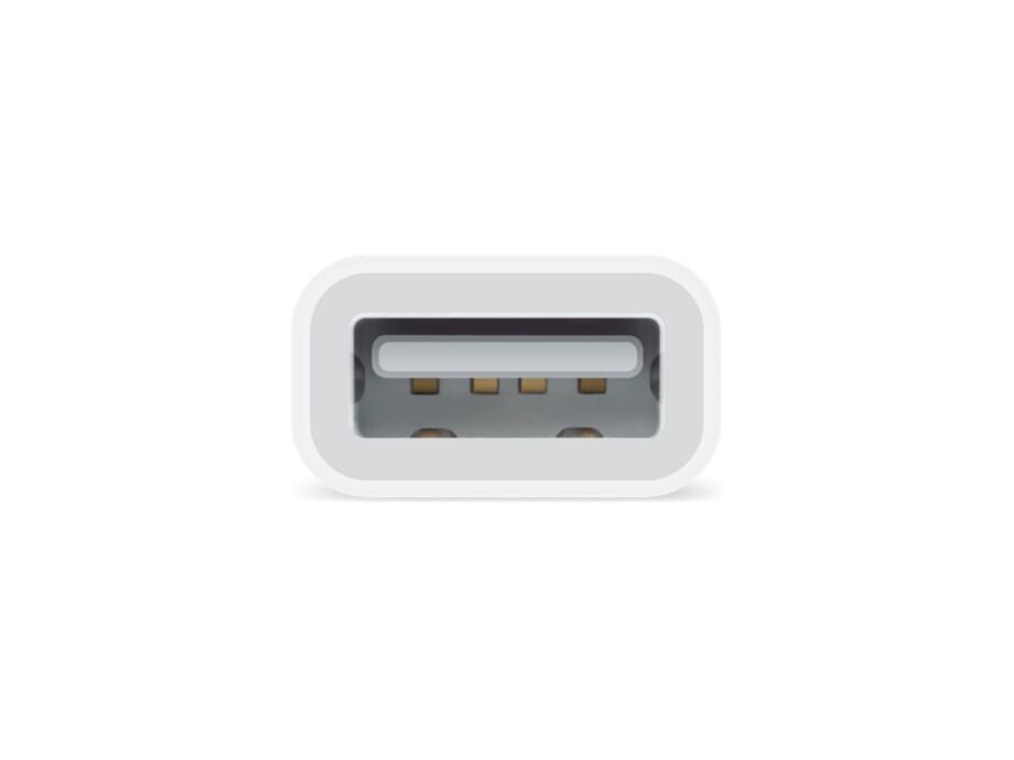 MD821 Lightning to USB Camera Adapter 1