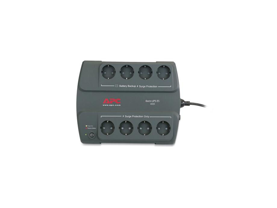 Nepārtrauktās barošanas bloks APC BACK-UPS ES 400VA. 0