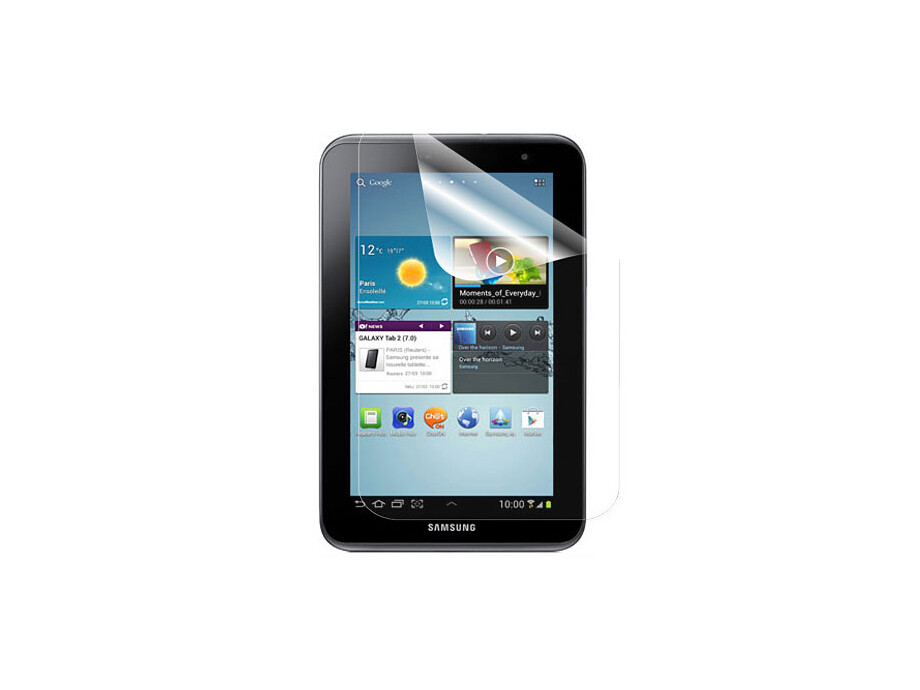 "Zagg InvisibleSHIELD Full Body Protector for Samsung Galaxy Tab 7"" 0"