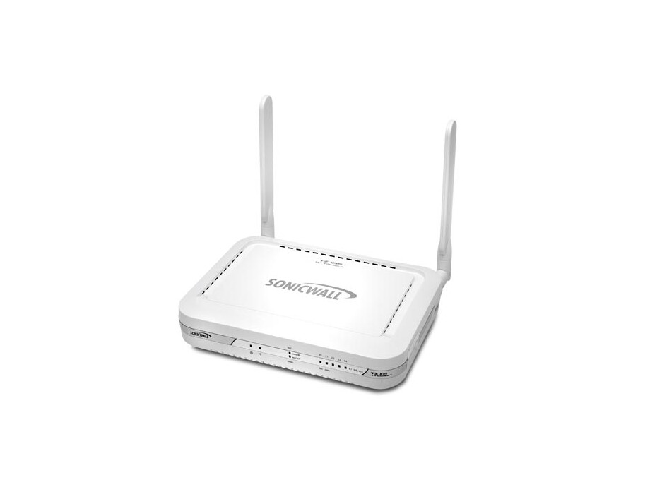 Dell SonicWALL TZ 105 Wireless-N TotalSecure 1 Yr International 0