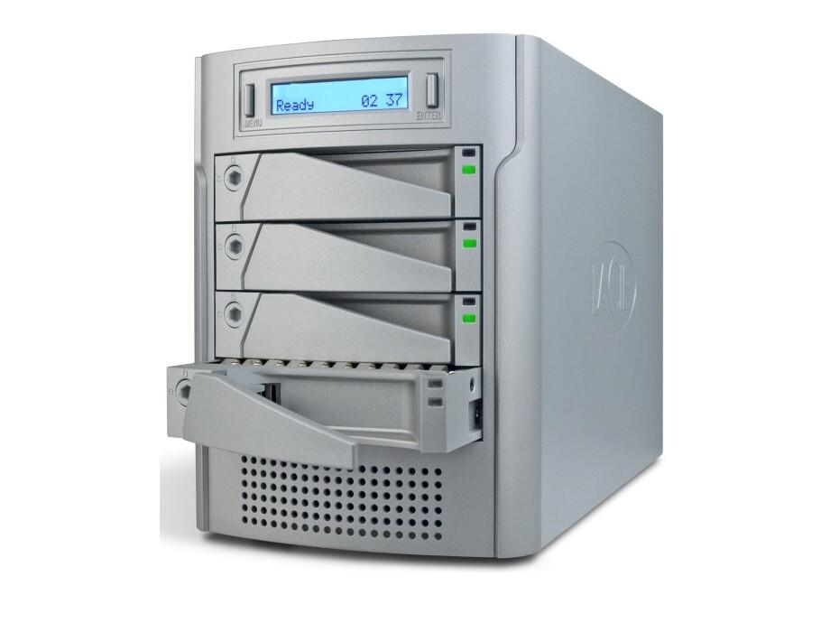 LACIE BIGGEST QUADRA 4TB ESATA/FW800/USB 0