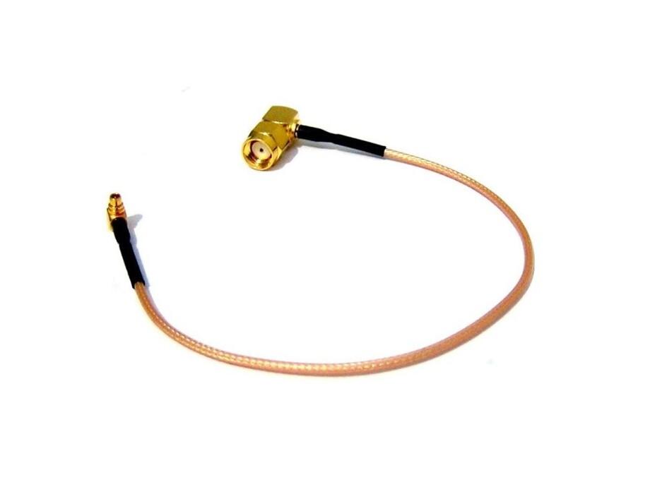 Mikrotik Pigtail MMCX/RSMA male RG-178 super LL 2.4/5 GHz 0