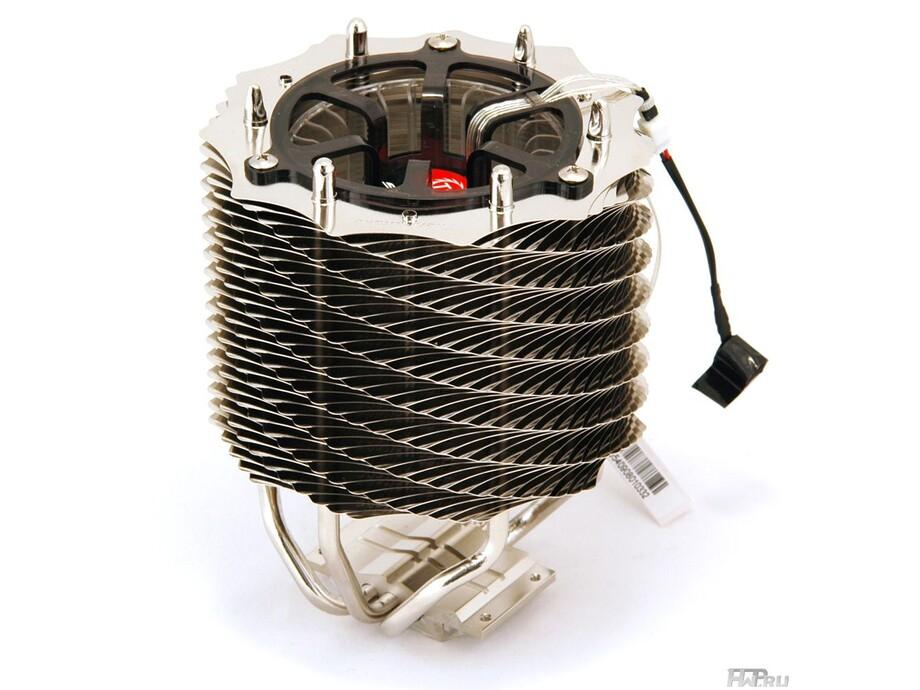 Ventilators Procesoram THERMALTAKE SPINQ VT 1155 RED 0