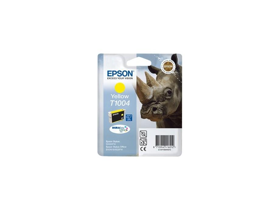 T100 C13T10044010 yellow tintes kasete Epson  B40W/BX600FW 0