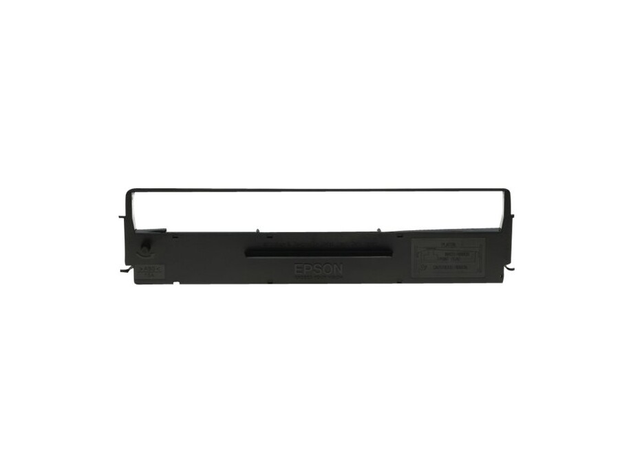 EPSON SIDM Black Ribbon Cartridge for LX-350/LX-300/+/+II 0