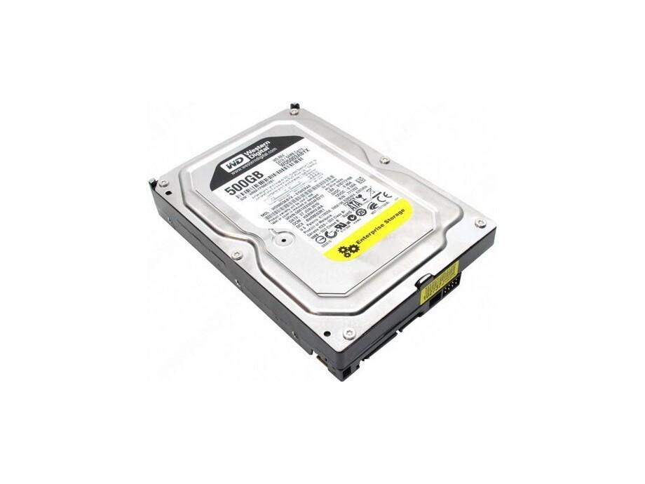 Cietais disks WD5003AZEX CAVIAR BLACK 500GB 7200RPM SATAIII 64MB 0