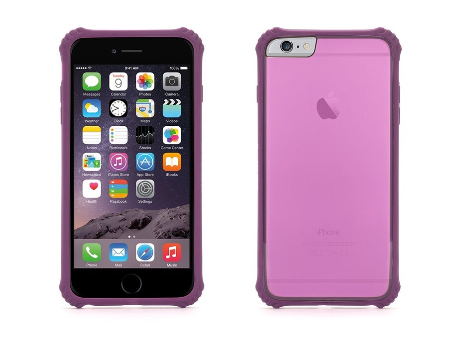 Griffin SurvivorCore for iPhone6 Plus - Purple/Purple 0