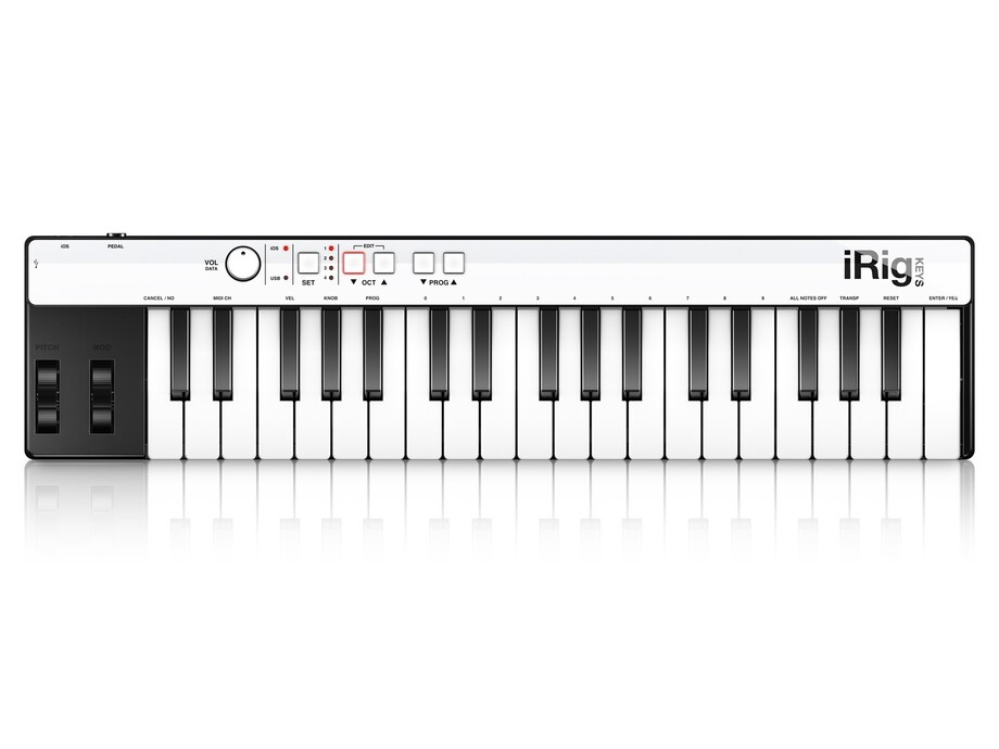 IK Multimedia iRig KEYS with Lightning Connector 0