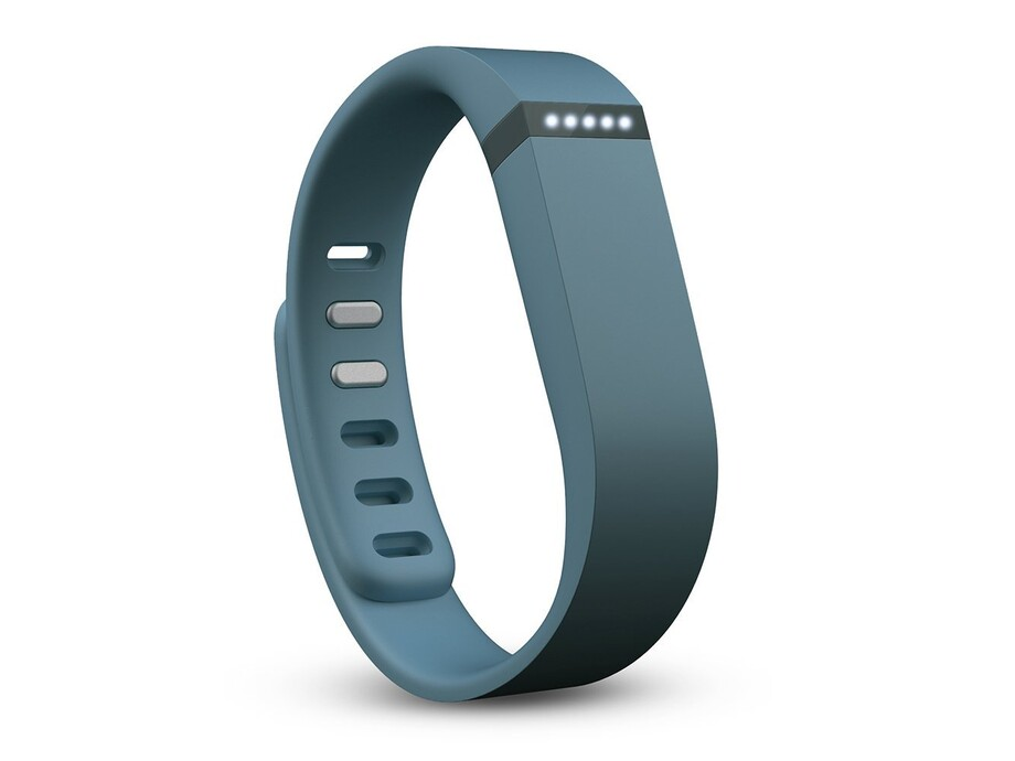 Fitnesa aproce Fitbit Flex (Slate) 0