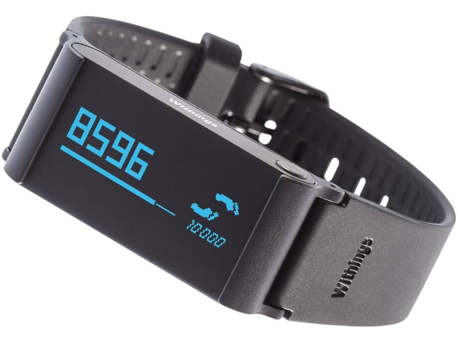 Fitnesa aproce Withings Pulse O2 - Black 0