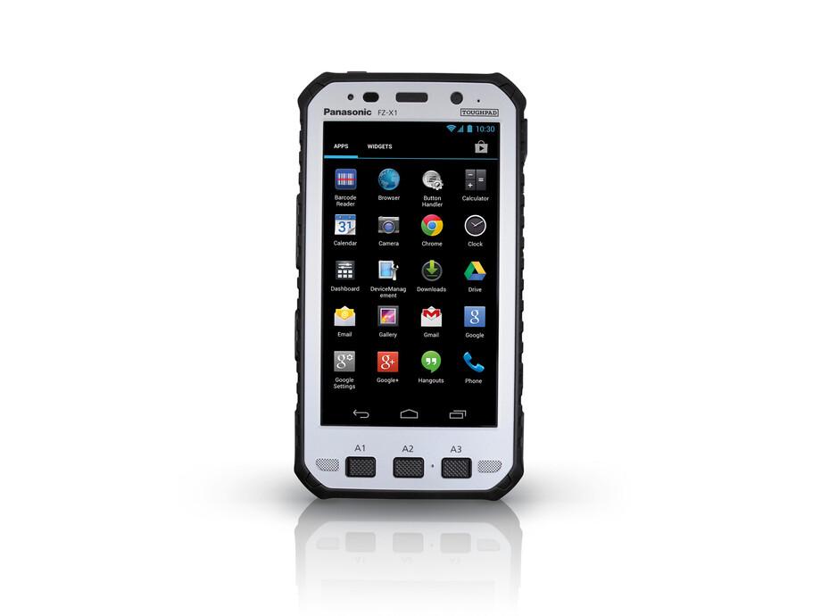 "Panasonic ToughPad FZ-X1 5""HDTouch/Qualcomm 1.7GHz/2GB/32GB/AC/3G/BCR/NFC/6200mAh/Android/3YrW 0"