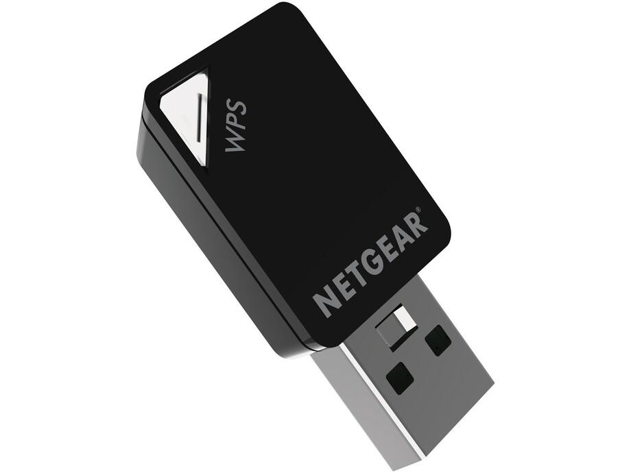 Bezvadu USB adapteris Netgear A6100 Wi-Fi AC 1